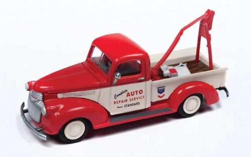Classic Metal Works HO 30547 1941-1946 Chevrolet Wrecker Tow Truck, Standard