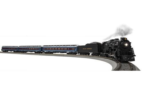Lionel/American Flyer S 6-44039 The Polar Express Flyer Chief Ready to Run Train Set (Bluetooth Equipped)
