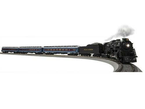 Lionel S 6-44039 American Flyer The Polar Express Flyer Chief Ready to Run Train Set (Bluetooth Equipped)