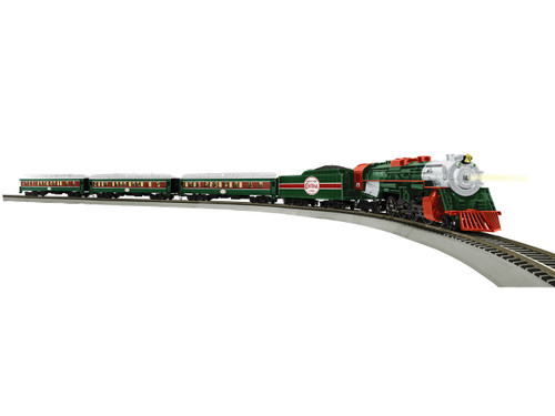 Lionel HO 871811020 The Christmas Express Train Set (with LionChief Bluetooth)