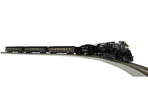 Santa Fe Cajun Flyer Lionel Train Set