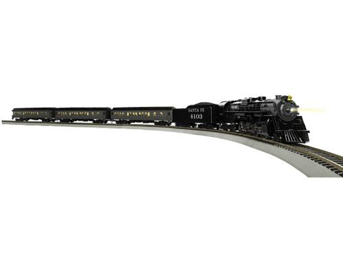 Lionel HO 871811040 Santa Fe Cajon Flyer Train Set (with LionChief Bluetooth)