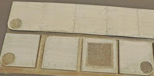 Chooch HO 8680 Flexible Concrete Sidewalks Sheet, Medium