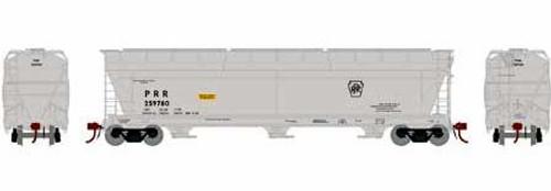 Athearn Genesis HO G15806 ACF 4600 3-Bay Centerflow Hopper, Pennsylvania Railroad #259780