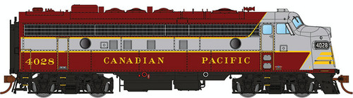 Rapido HO 222506 GMDD FP7, Canadian Pacific (Block Scheme) #4069 (Equipped with DCC and Sound)