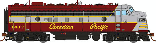 Rapido HO 222510 GMDD FP7, Canadian Pacific (Script Scheme) #4034 (Equipped with DCC and Sound)