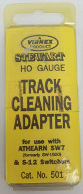Stewart Products HO 501 Track Cleaning Adapter