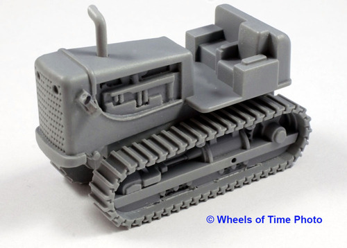 Wheels of Time HO 30901 Allis Chalmers HD-21 Crawler Kit