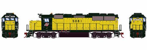 Athearn Genesis HO G65688 GP50, Chicago and Northwestern #5081
