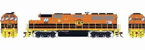 Athearn Genesis HO G65800 GP50 Phase 1, Indiana and Ohio #5007 (DCC and Sound Equipped)