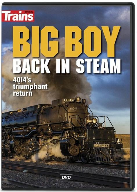 Kalmbach Publishing DVD 15209 Big Boy Back in Steam
