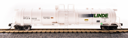 Broadway Limited Imports N 3731 Cryogenic Tank Car, Linde #80034