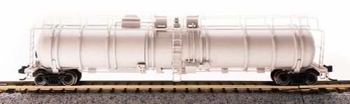 Broadway Limited Imports N 3734 Cryogenic Tank Car, Unlettered Type A