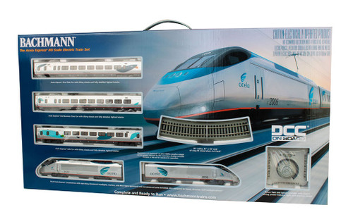 Bachmann HO 01205 Amtrak Acela Express Set