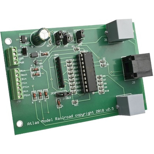 Atlas 70000046 Signal Control Board for All Scales
