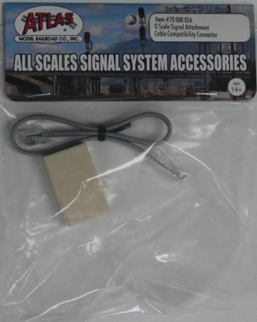 Atlas O 70000056 Signal Attachment Compatibility Connector