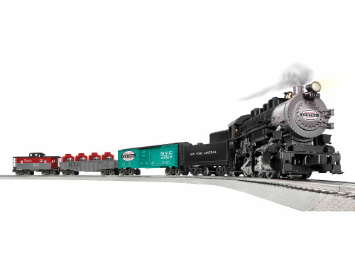 Lionel O 1923020 Flyer 0-8-0 LionChief Set with Bluetooth, New York Central