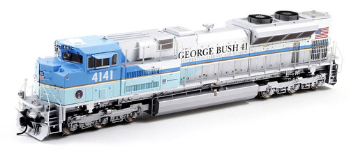 Athearn Genesis HO G41410 SD70ACe, Union Pacific (George HW Bush) #4141