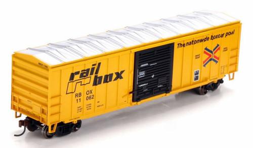 Roundhouse HO 92317 50' ACF Box Car, Railbox (Early) #11069