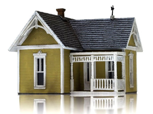 Design Preservation Models HO 20500 Victorian Cottage Kit