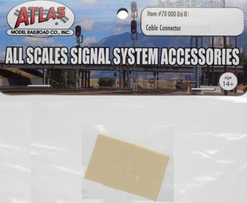 Atlas 70000060 Universal Cable Connector