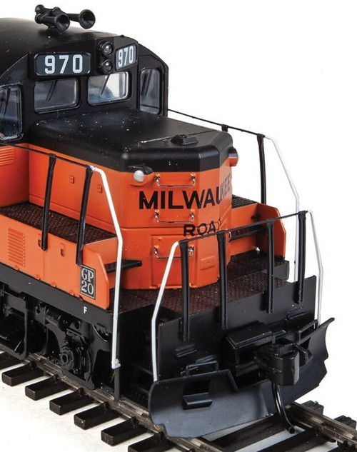 Walthers Mainline HO 910-258 Diesel Detail Kit for EMD GP9 Phase II