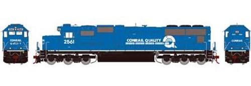 Athearn Genesis HO G70500 SD70, Conrail #2561