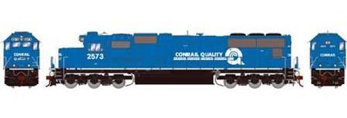 Athearn Genesis HO G70502 SD70, Conrail #2573