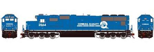 Athearn Genesis HO G70504 SD70, Norfolk Southern (ex-Conrail Patch) #2564