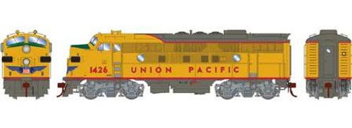 Athearn Genesis HO G22753 F3A, Union Pacific (Freight) #1426