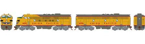 Athearn Genesis HO G22755 F3A/F3B, Union Pacific (Freight) #1429/1430B
