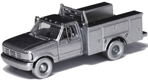 River Point Station N N36-J725.00 1992 Ford F-350 Super Duty 4x4 Service Truck, Undecorated (2-Pack)