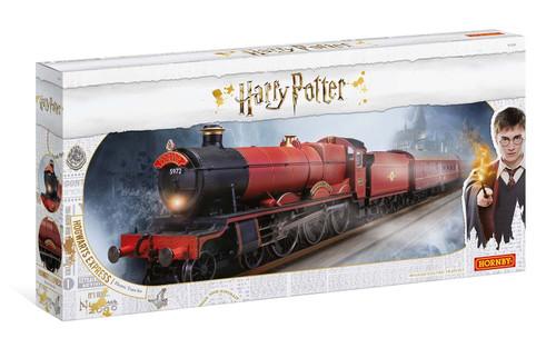Hornby HO R1234M Harry Potter Hogwarts Express Train Set