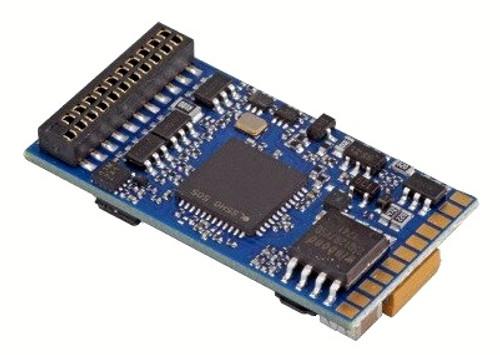 "ESU HO/O 58429 LokSound 5 DCC ""Blank Decoder"", 21MTC NEM6660"