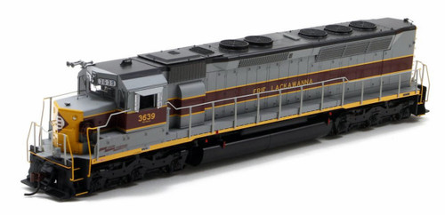 Athearn Genesis HO G03639 SDP45, Erie Lackawanna (Fundraiser) #3639 (DCC and Sound Equipped)