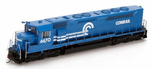 Athearn Genesis HO G63610 SDP45, Conrail (Fundraiser) #6670