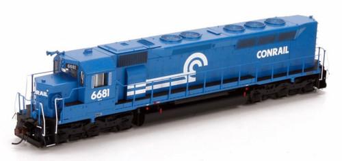Athearn Genesis HO G63611 SDP45, Conrail #6681