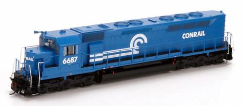 Athearn Genesis HO G63612 SDP45, Conrail #6687