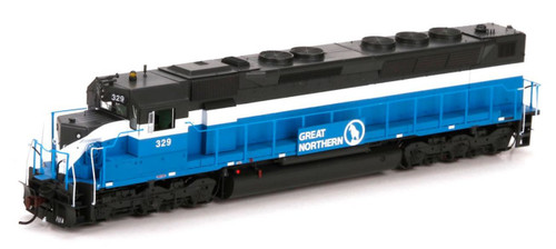 Athearn Genesis HO G63703 SDP45, Great Northern #329 (DCC and Sound Equipped)