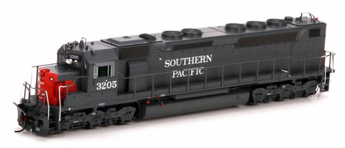 Athearn Genesis HO G63708 SDP45, Southern Pacific #3207 (DCC and Sound Equipped)