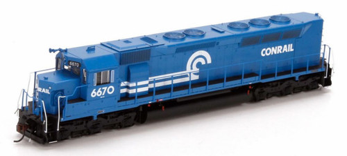 Athearn Genesis HO G63710 SDP45, Conrail (Fundraiser) #6670 (DCC and Sound Equipped)