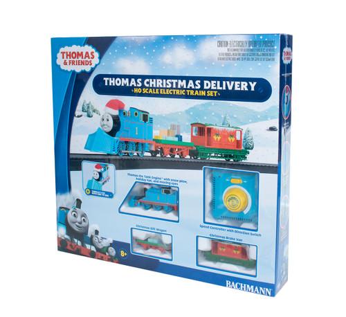 Bachmann HO 00755 Thomas Christmas Delivery Set (Thomas & Friends Series)
