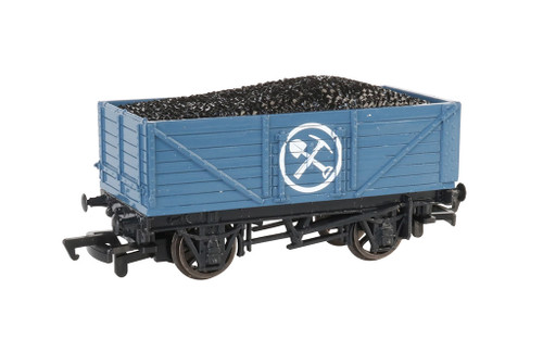 Bachmann HO 77001 Mining Wagon with Load (Thomas & Friends Series)