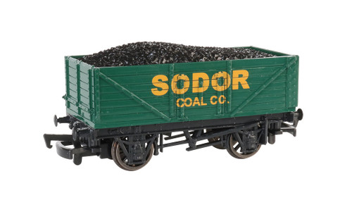 Thomas and Friends Sodor Coal Co. Wagon with Load