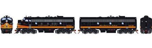 Athearn Genesis HO G12340 F7 A/B, Northern Pacific #6015A/6015B