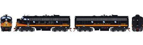 Athearn Genesis HO G12341 F7 A/B, Northern Pacific #6019A/6019B