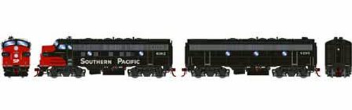 Athearn Genesis HO G12437 F7 A/B, Southern Pacific #6382/8295 (DCC and Sound Equipped)