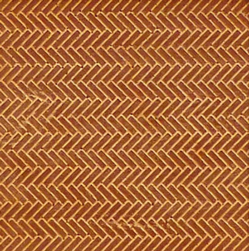 Chooch HO/N 8660 Flexible Herringbone Pavers, Small (2-Pack)
