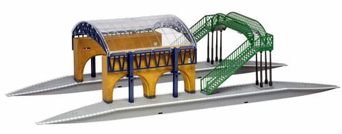 Hornby HO R7236 Harry Potter Platform 9-3/4 Kit