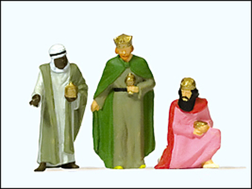 Preiser HO 29092 The Three Wise Men